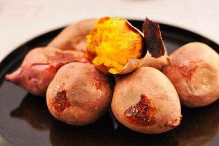 白癜风患在平时能不能吃烤红薯